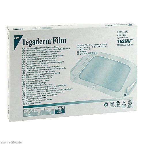 Tegaderm 3M Film 10.0cmx12.0cm, 50 ST, 3M Medica Zweigniederlassung der 3M Deutschland GmbH