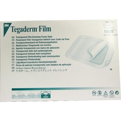 Tegaderm 3M Film 15.0cmx20.0cm, 10 ST, 3M Medica Zweigniederlassung der 3M Deutschland GmbH