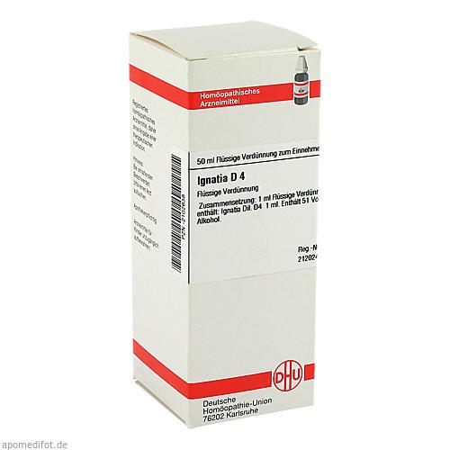 IGNATIA D 4, 50 ML, Dhu-Arzneimittel GmbH & Co. KG