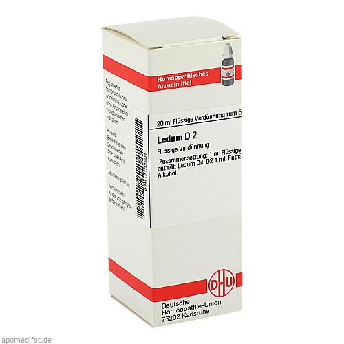 LEDUM D 2, 20 ML, Dhu-Arzneimittel GmbH & Co. KG