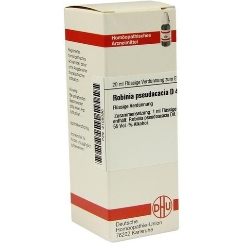 ROBINIA PSEUD D 4, 20 ML, Dhu-Arzneimittel GmbH & Co. KG