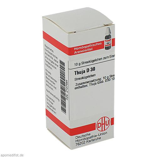 THUJA D30, 10 G, Dhu-Arzneimittel GmbH & Co. KG
