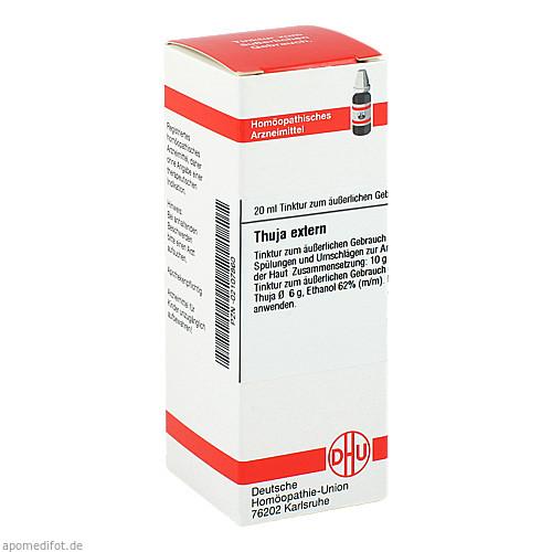 THUJA EXTERN, 20 ML, Dhu-Arzneimittel GmbH & Co. KG