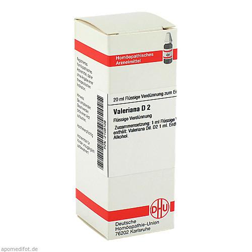 VALERIANA D 2, 20 ML, Dhu-Arzneimittel GmbH & Co. KG