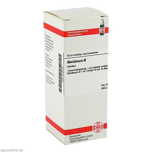 ABROTANUM URT, 50 ML, Dhu-Arzneimittel GmbH & Co. KG