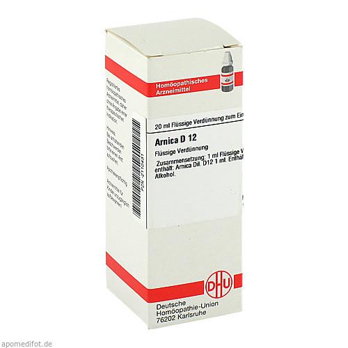 ARNICA D12, 20 ML, Dhu-Arzneimittel GmbH & Co. KG