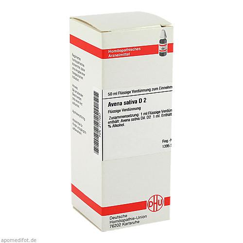 AVENA SATIVA D 2, 50 ML, Dhu-Arzneimittel GmbH & Co. KG
