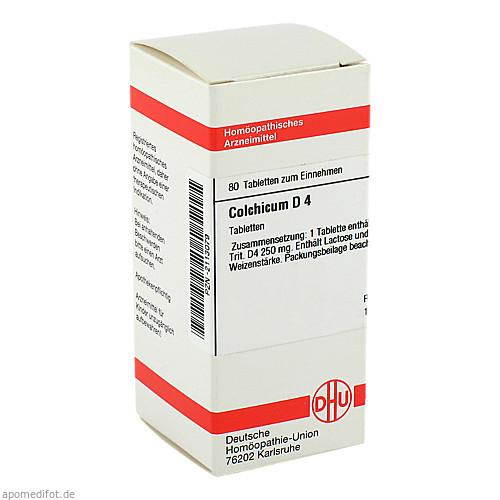 COLCHICUM D 4, 80 ST, Dhu-Arzneimittel GmbH & Co. KG