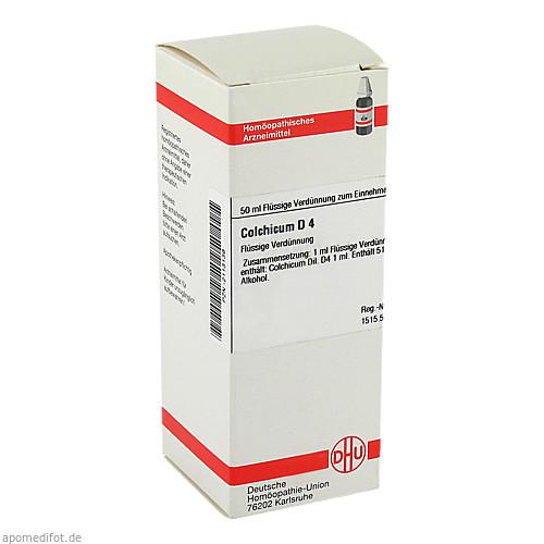 COLCHICUM D 4, 50 ML, Dhu-Arzneimittel GmbH & Co. KG