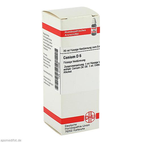 CONIUM D 6, 20 ML, Dhu-Arzneimittel GmbH & Co. KG