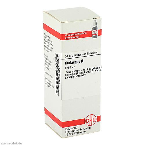 CRATAEGUS URT, 20 ML, Dhu-Arzneimittel GmbH & Co. KG