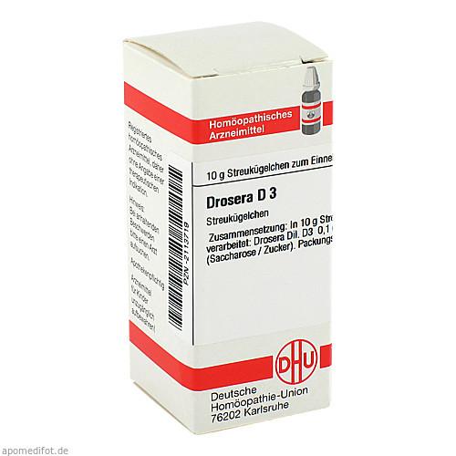 DROSERA D 3, 10 G, Dhu-Arzneimittel GmbH & Co. KG