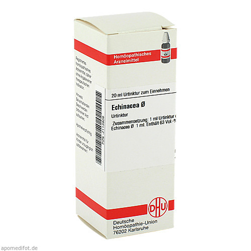 Echinacea (HAB) URT, 20 ML, Dhu-Arzneimittel GmbH & Co. KG