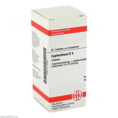 EUPHORBIUM D 4, 80 ST, Dhu-Arzneimittel GmbH & Co. KG