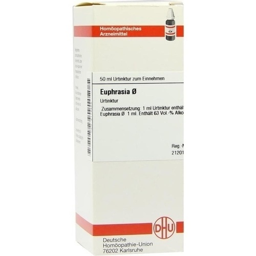 EUPHRASIA URT, 50 ML, Dhu-Arzneimittel GmbH & Co. KG