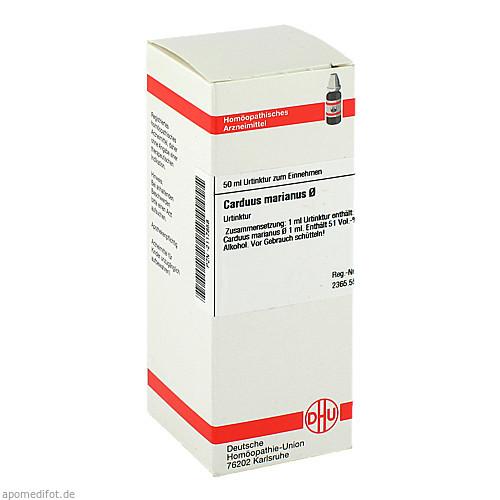 CARDUUS MAR URT, 50 ML, Dhu-Arzneimittel GmbH & Co. KG