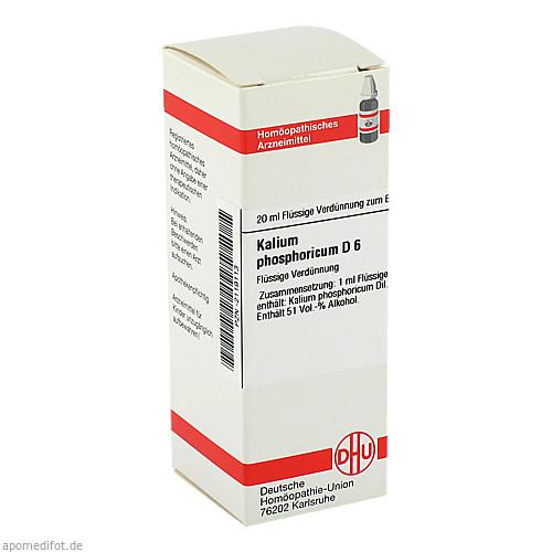 KALIUM PHOS D 6, 20 ML, Dhu-Arzneimittel GmbH & Co. KG