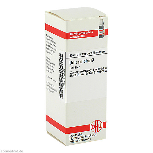URTICA DIOICA URT, 20 ML, Dhu-Arzneimittel GmbH & Co. KG