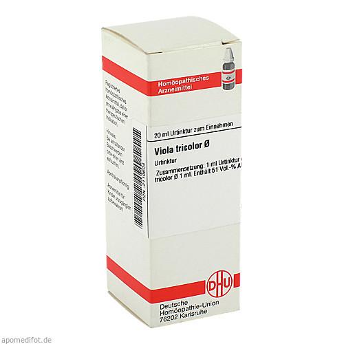 VIOLA TRICOLOR URT, 20 ML, Dhu-Arzneimittel GmbH & Co. KG