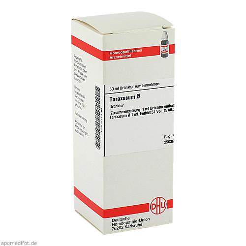 TARAXACUM URT, 50 ML, Dhu-Arzneimittel GmbH & Co. KG