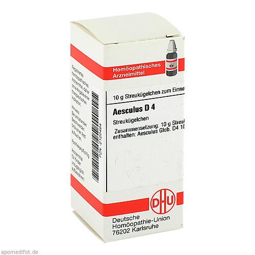 AESCULUS D 4, 10 G, Dhu-Arzneimittel GmbH & Co. KG