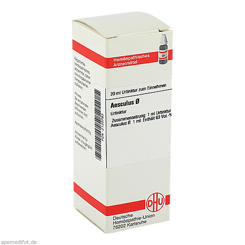 AESCULUS URT, 20 ML, Dhu-Arzneimittel GmbH & Co. KG