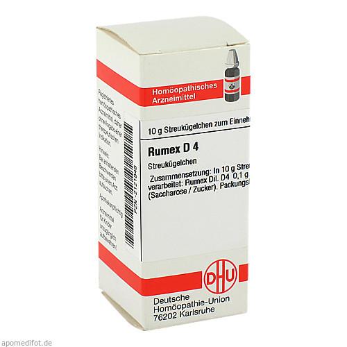 RUMEX D 4, 10 G, Dhu-Arzneimittel GmbH & Co. KG