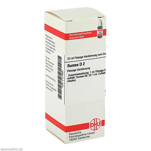 RUMEX D 2, 20 ML, Dhu-Arzneimittel GmbH & Co. KG