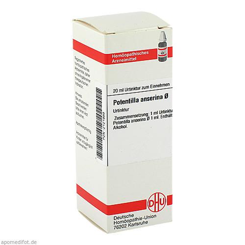 POTENTILLA ANSER URT, 20 ML, Dhu-Arzneimittel GmbH & Co. KG