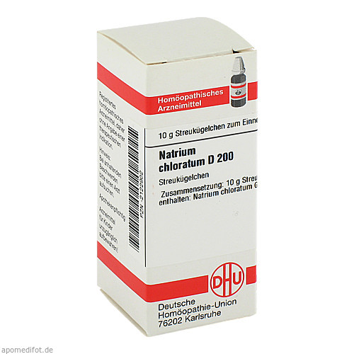 NATRIUM CHLORAT D200, 10 G, Dhu-Arzneimittel GmbH & Co. KG