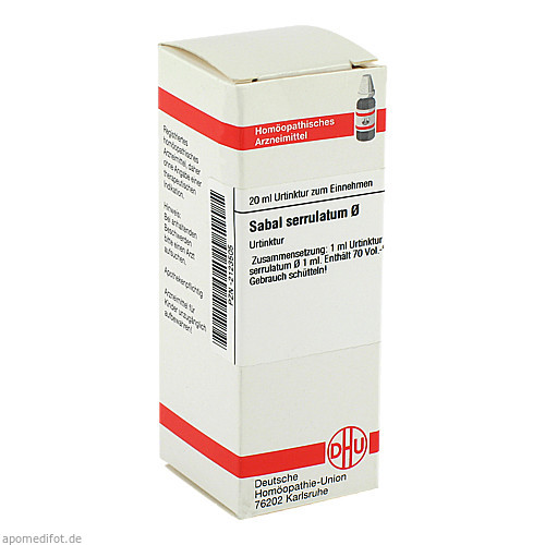 SABAL SERRUL URT, 20 ML, Dhu-Arzneimittel GmbH & Co. KG