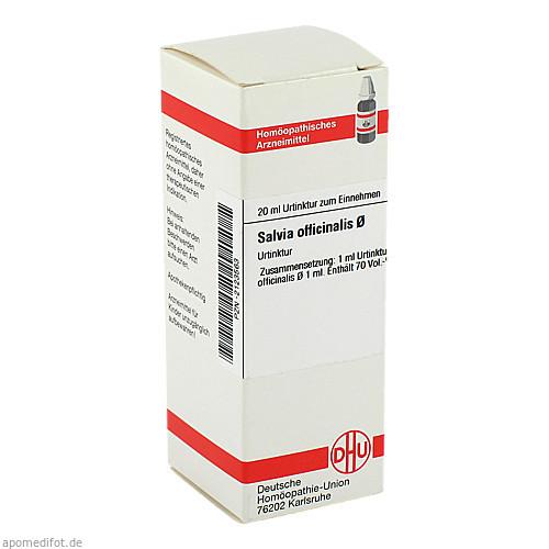 SALVIA OFFIC URT, 20 ML, Dhu-Arzneimittel GmbH & Co. KG