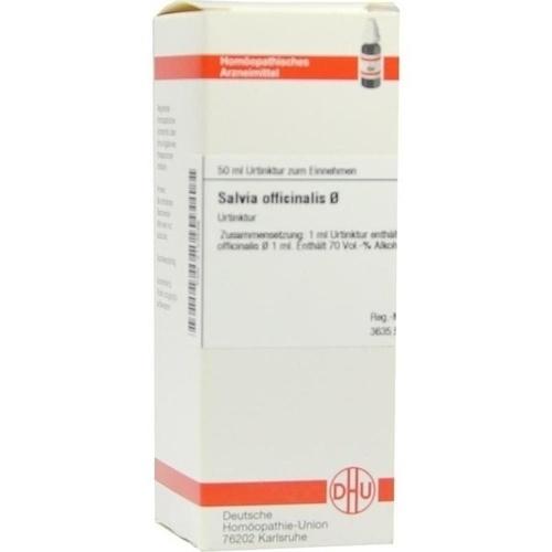 SALVIA OFFIC URT, 50 ML, Dhu-Arzneimittel GmbH & Co. KG