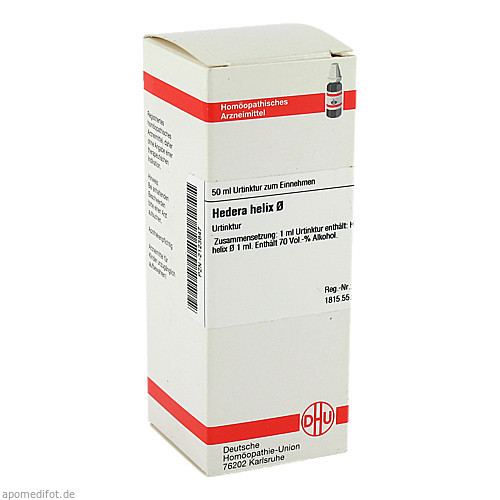 HEDERA HELIX URT, 50 ML, Dhu-Arzneimittel GmbH & Co. KG