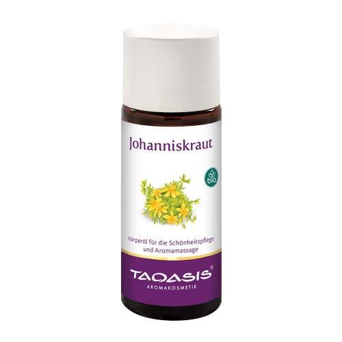Johanniskraut Bio Body Oil, 50 ML, Taoasis GmbH Natur Duft Manufaktur