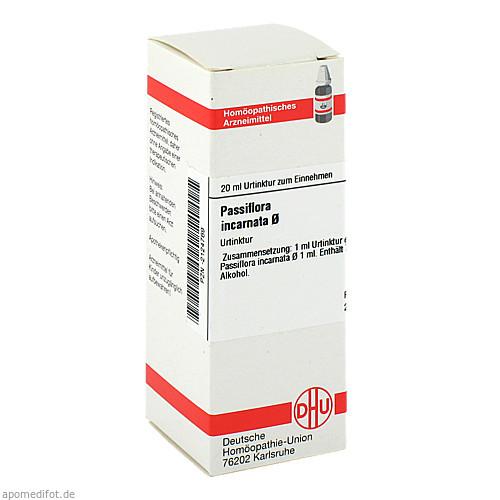 PASSIFLORA INCARNATA URT, 20 ML, Dhu-Arzneimittel GmbH & Co. KG
