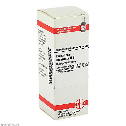PASSIFLORA INCARNATA D 2, 20 ML, Dhu-Arzneimittel GmbH & Co. KG