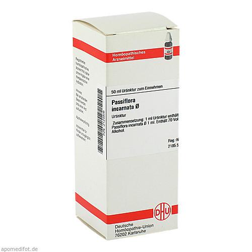 PASSIFLORA INCARNATA URT, 50 ML, Dhu-Arzneimittel GmbH & Co. KG