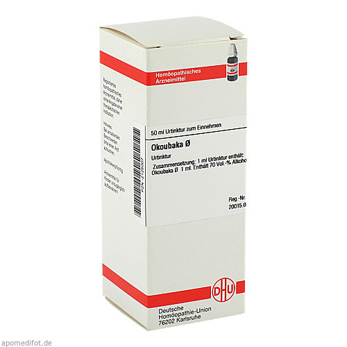 OKOUBAKA URT D 1, 50 ML, Dhu-Arzneimittel GmbH & Co. KG
