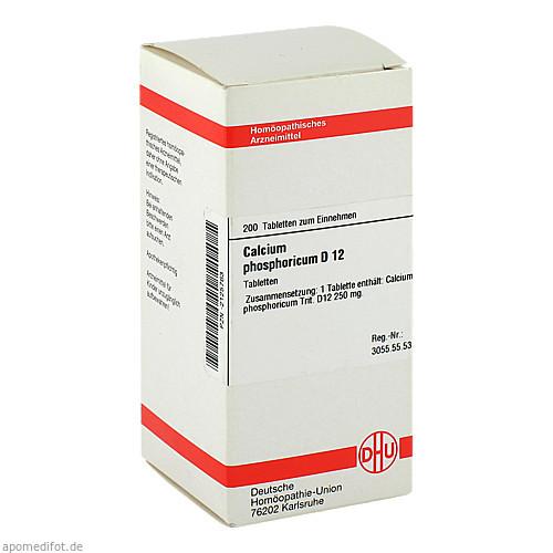 CALCIUM PHOS D12, 200 ST, Dhu-Arzneimittel GmbH & Co. KG