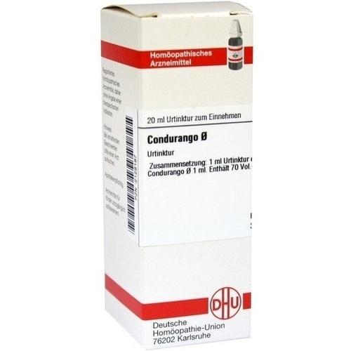 CONDURANGO Urtinktur D 1, 20 ML, DHU-Arzneimittel GmbH & Co. KG
