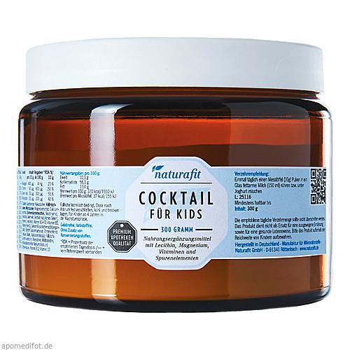 naturafit Cocktail für Kids, 300 G, Naturafit GmbH