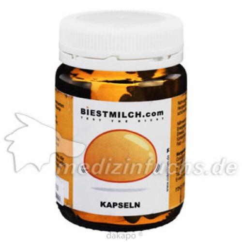 BIESTMILCH.com Kapseln, 45 ST, Colostrum Biotec GmbH