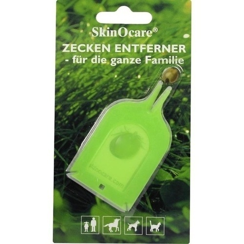 Skin Ocare Zeckenentferner, 1 ST, Dr.Bosshammer Pharma GmbH