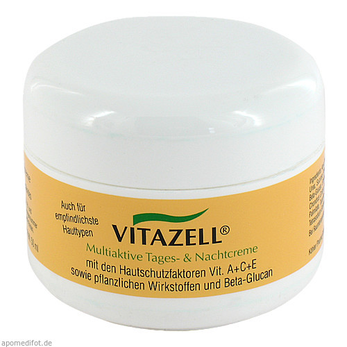 Vitazell-Hautcreme, 50 ML, Köhler Pharma GmbH