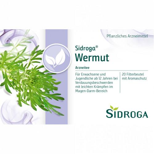 Sidroga Wermut, 20X1.0 G, Sidroga Gesellschaft Für Gesundheitsprodukte mbH