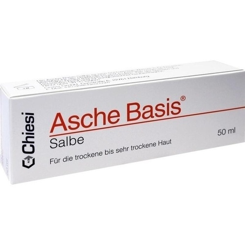 Asche Basis Salbe, 50 ML, Chiesi GmbH