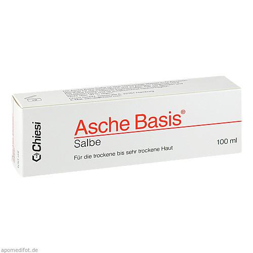 Asche Basis Salbe, 100 ML, Chiesi GmbH
