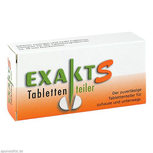 exakt S Tablettenteiler, 1 ST, MEDA Pharma GmbH & Co.KG