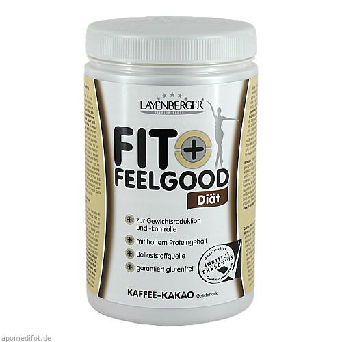 Layenberger Fit+Feelgood SLIM Mahlz.Ersat Scho-Kaf, 430 G, Layenberger Nutrition Group GmbH